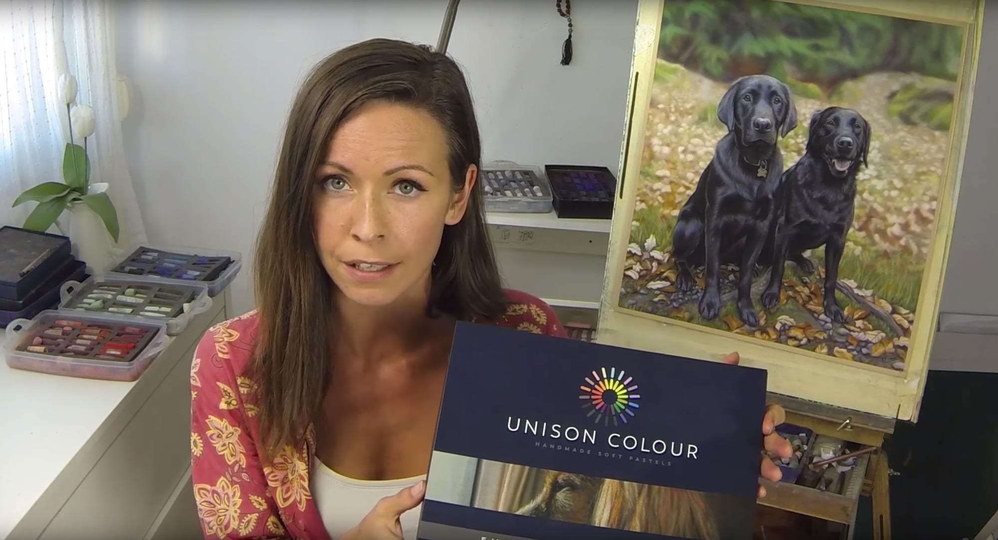 Unison Colour Animal Set explained by Emma Colbert 1