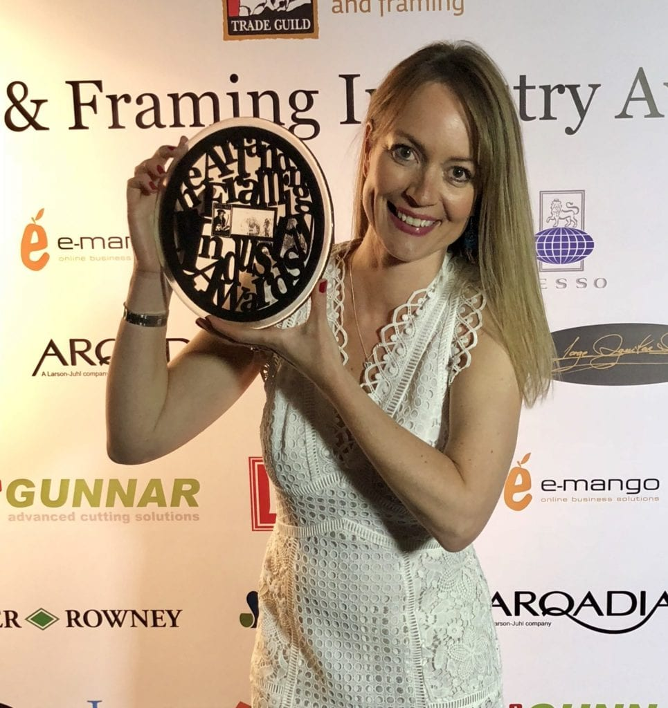 Lucy Pittaway Named The 'UK's Most Popular Selling Published Artist' 1