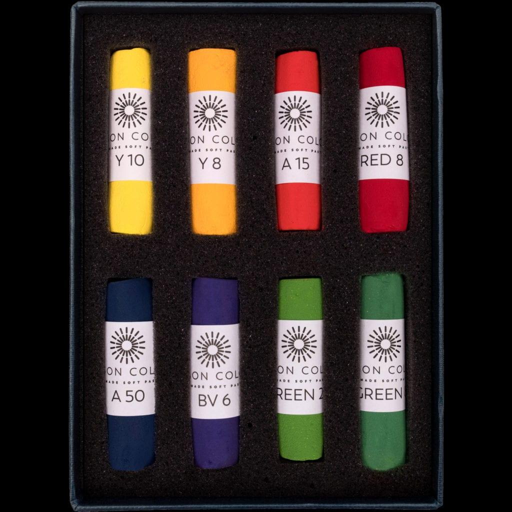 The Bright 8 Set in open box