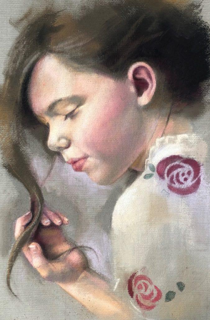 Associate Artist Denise Findlay donates artwork 1