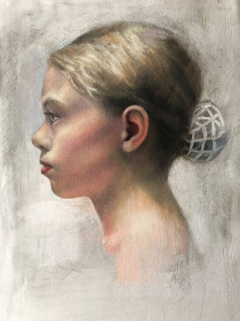 Associate Artist Denise Findlay donates artwork 2