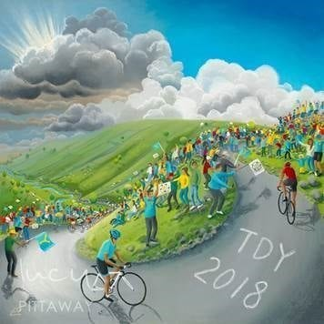 Tour de Yorkshire 2018 Collection, by Lucy Pittaway 1