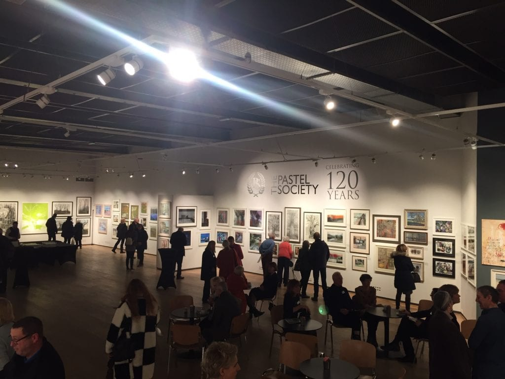 The Pastel Society Exhibition 6