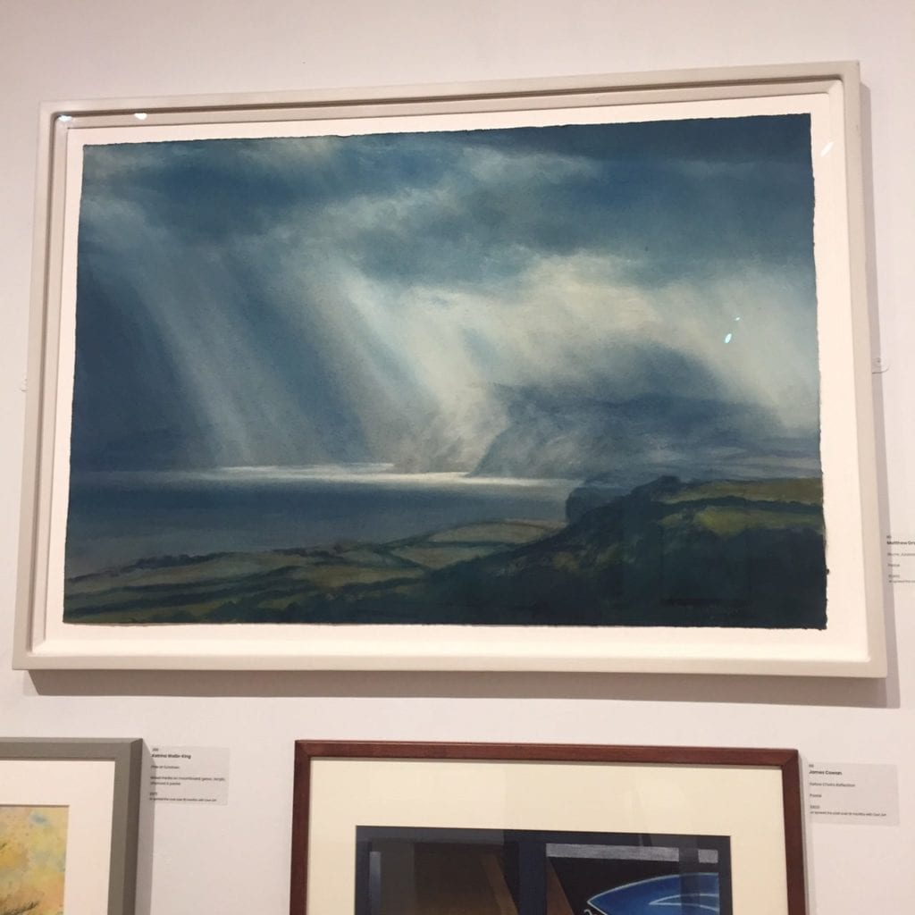 The Pastel Society Exhibition 5