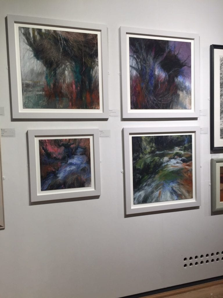 The Pastel Society Exhibition 3