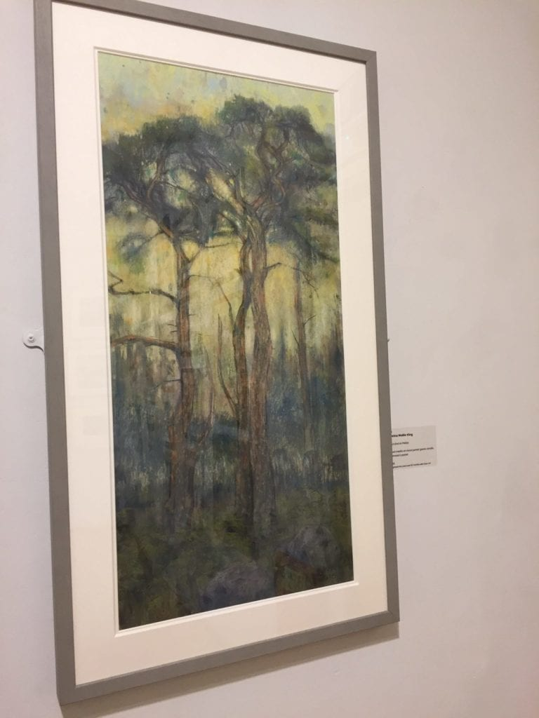 The Pastel Society Exhibition 2