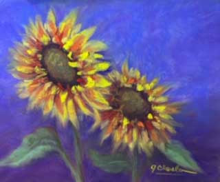 Travelling with Pastels 13