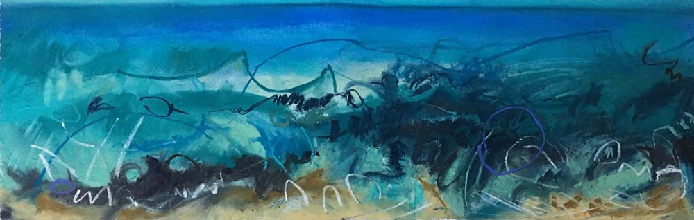 Seascapes of the Soul Beautiful Unrest by Alison Berrett