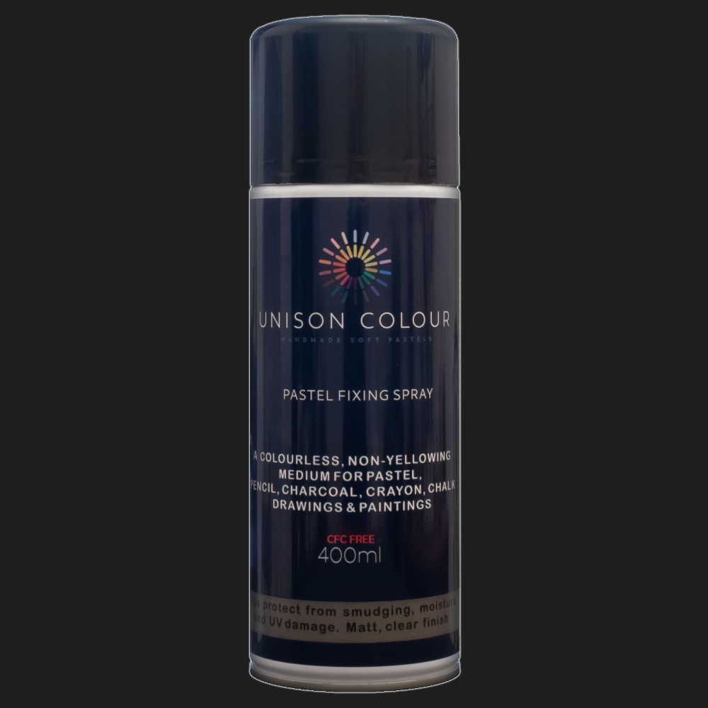 Unison Colour Fixative 400ml Can