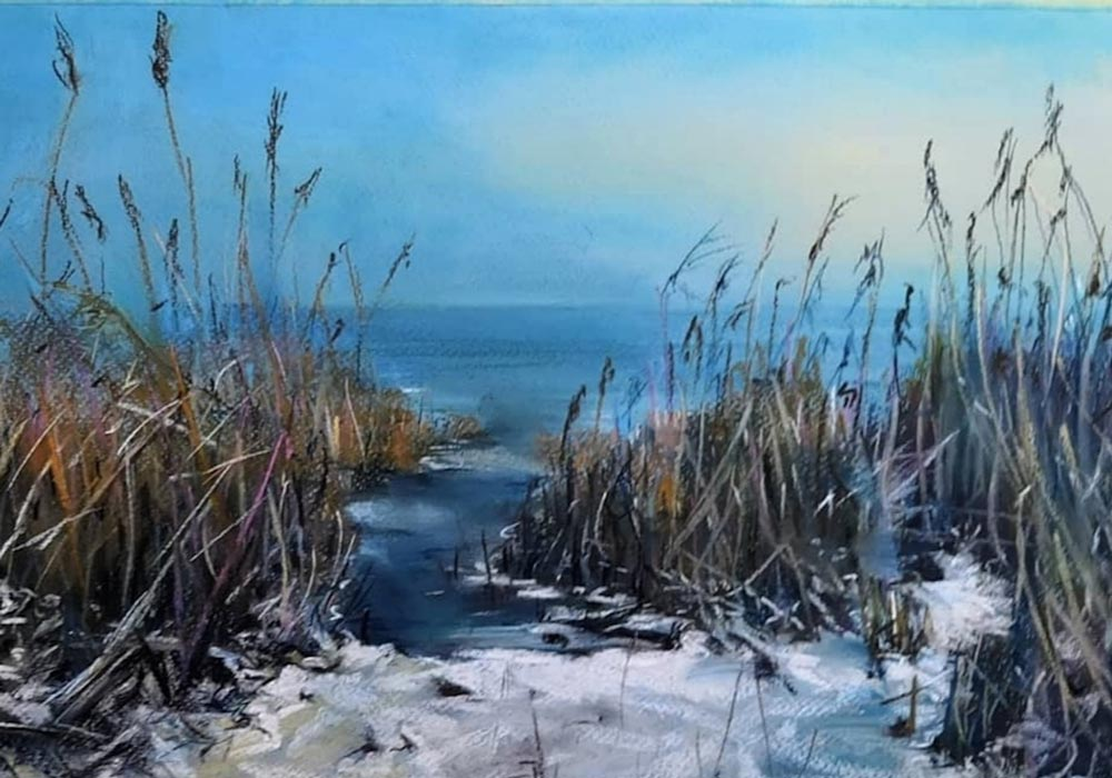 The Reeds, by Elena Yermolenko.