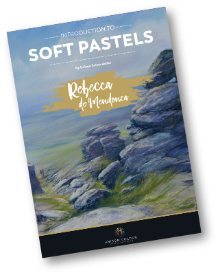 Intro To Soft Pastels guide front cover