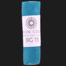 Blue Green 13 single pastel.