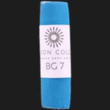 Blue Green 7 single pastel.