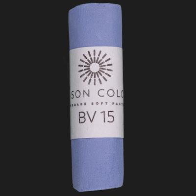 Blue Violet 15 single pastel.
