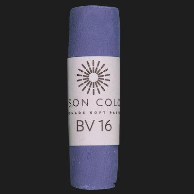 Blue Violet 16 single pastel.