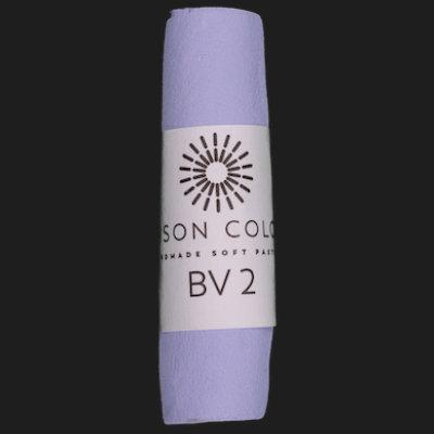 Blue Violet 2 single pastel.