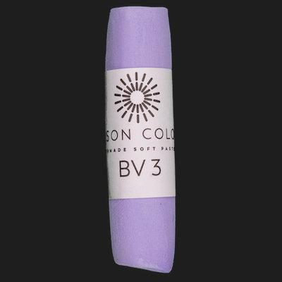 Blue Violet 3 single pastel.