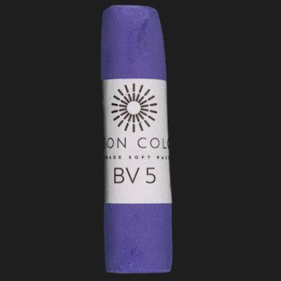 Blue Violet 5 single pastel.