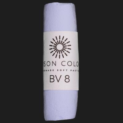 Blue Violet 8 single pastel.