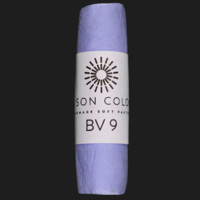 Blue Violet 9 single pastel.