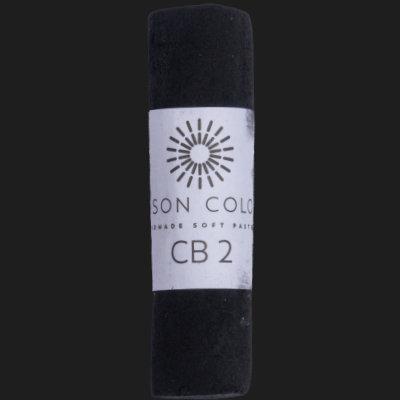 Carbon Black 2 single pastel.