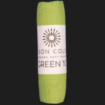 Green 10 single pastel.