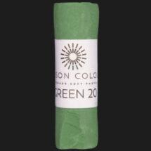 Green 20 single pastel.