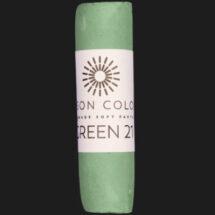 Green 21 single pastel.