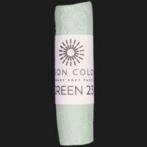 Green 23 single pastel.