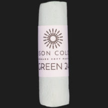 Green 24 single pastel.
