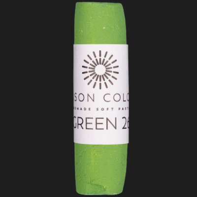 Green 26 single pastel.