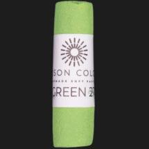 Green 27 single pastel.
