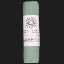 Green 3 single pastel.