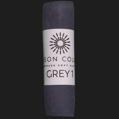 Grey 1 single pastel.
