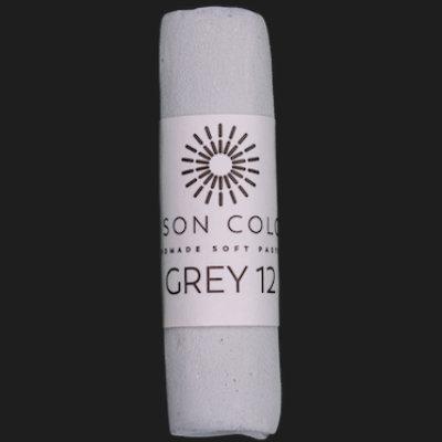 Grey 12 single pastel.