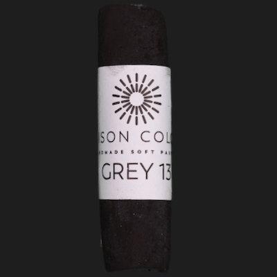 Grey 13 single pastel.