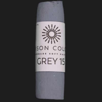 Grey 15 single pastel.