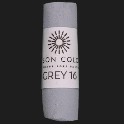 Grey 16 single pastel.