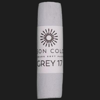 Grey 17 single pastel.