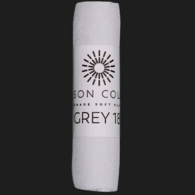 Grey 18 single pastel.
