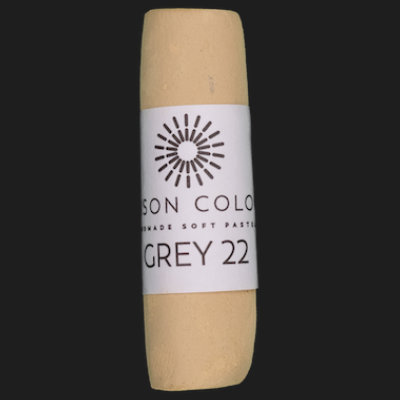 Grey 22 single pastel.
