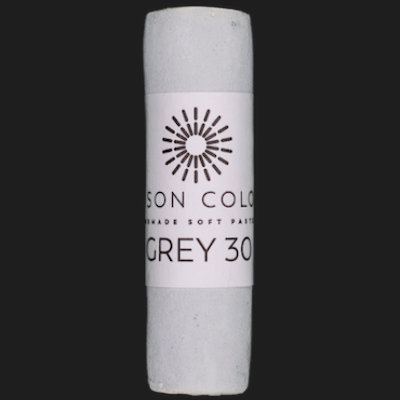 Grey 30 single pastel.