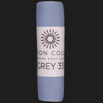 Grey 33 single pastel.