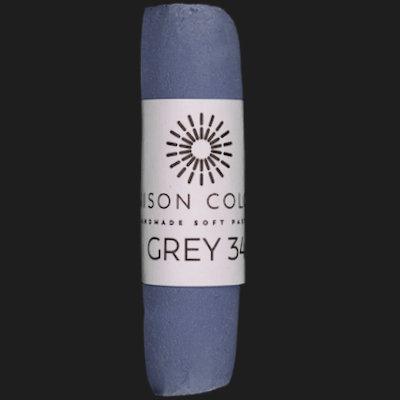 Grey 34 single pastel.