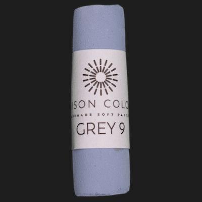 Grey 9 single pastel.