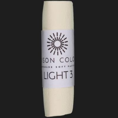 Light 3 single pastel.