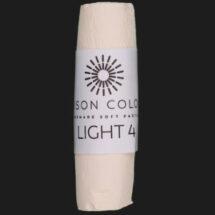 Light 4 single pastel.