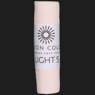Light 5 single pastel.