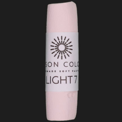 Light 7 single pastel.