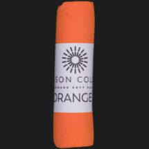 Orange 1 single pastel.